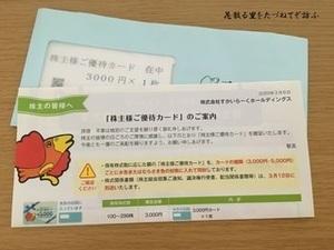 株主様ご優待カード.JPG